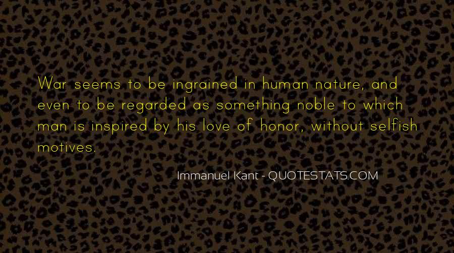 Immanuel Kant Quotes #1322964