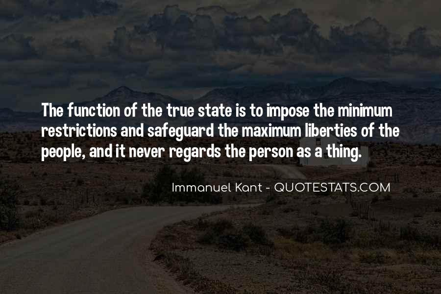 Immanuel Kant Quotes #1350085