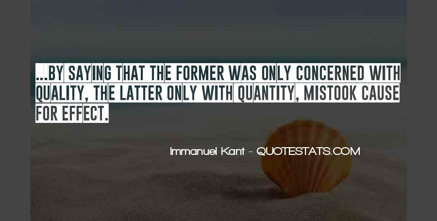 Immanuel Kant Quotes #1517323