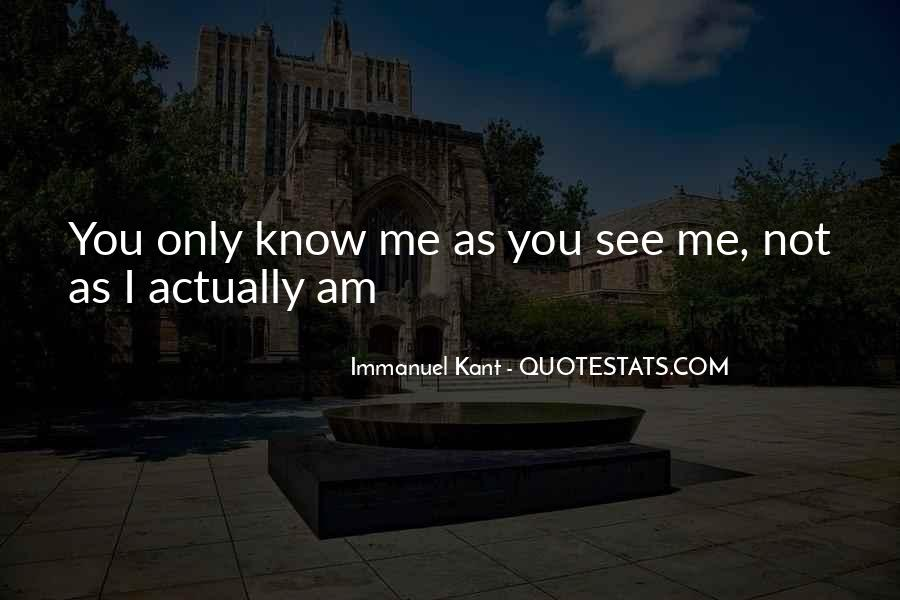 Immanuel Kant Quotes #1520123