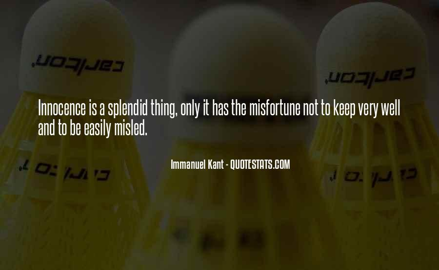 Immanuel Kant Quotes #1590345