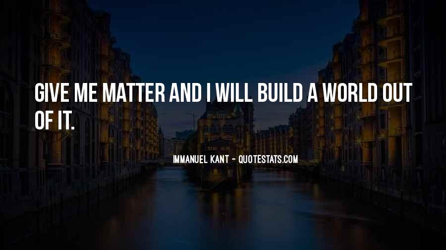 Immanuel Kant Quotes #1606549
