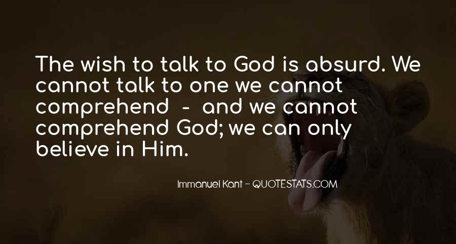 Immanuel Kant Quotes #1762975