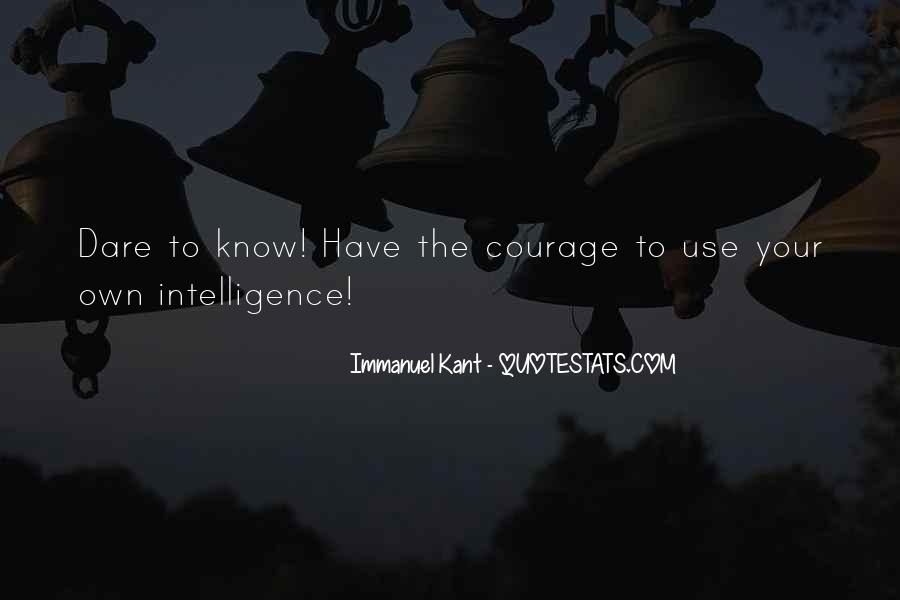 Immanuel Kant Quotes #20139