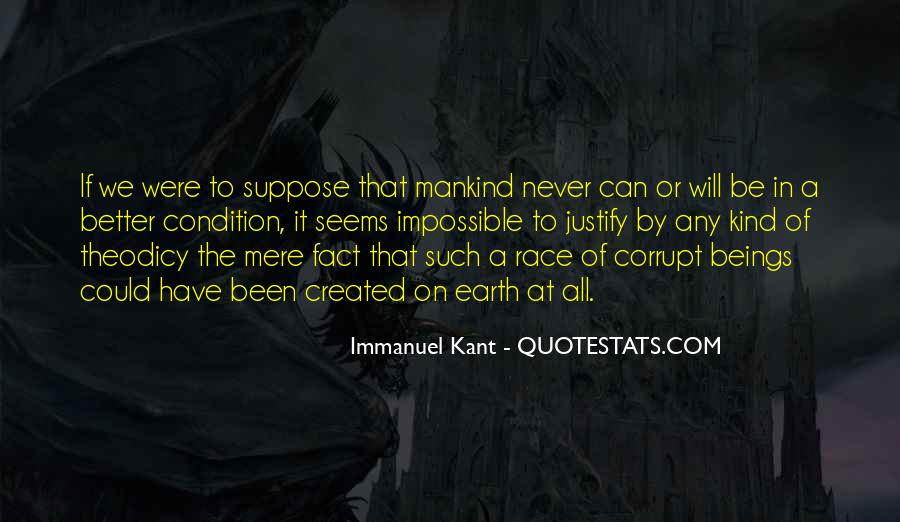 Immanuel Kant Quotes #257498