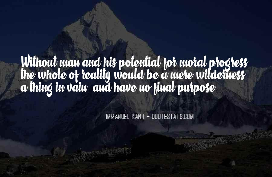 Immanuel Kant Quotes #304315