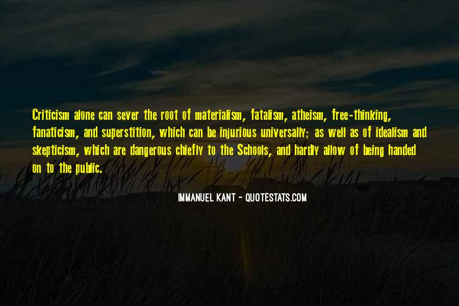 Immanuel Kant Quotes #464536