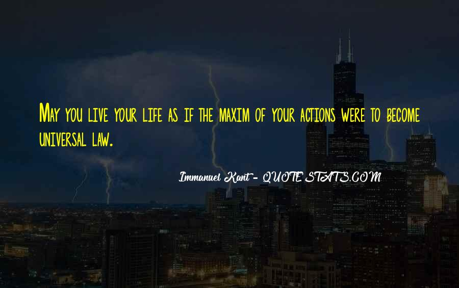 Immanuel Kant Quotes #478810