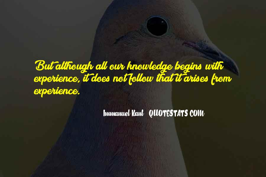 Immanuel Kant Quotes #76574