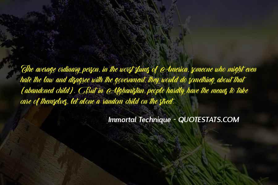 Immortal Technique Quotes #1226536
