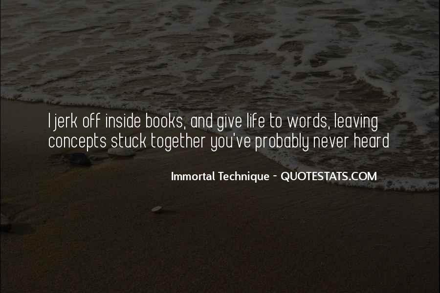 Immortal Technique Quotes #1464203