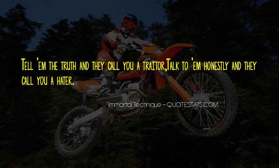 Immortal Technique Quotes #434380