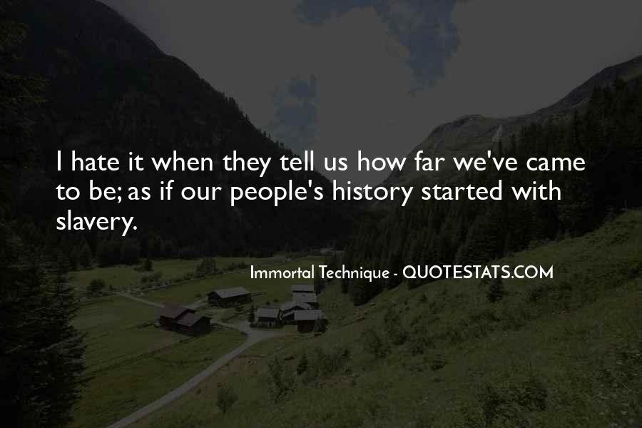 Immortal Technique Quotes #823565