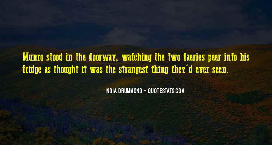 India Drummond Quotes #1168513