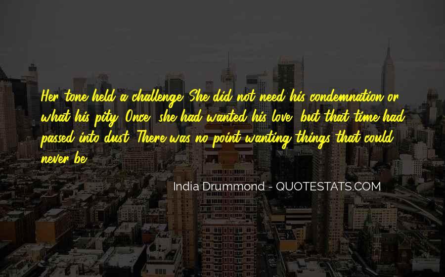India Drummond Quotes #1398157