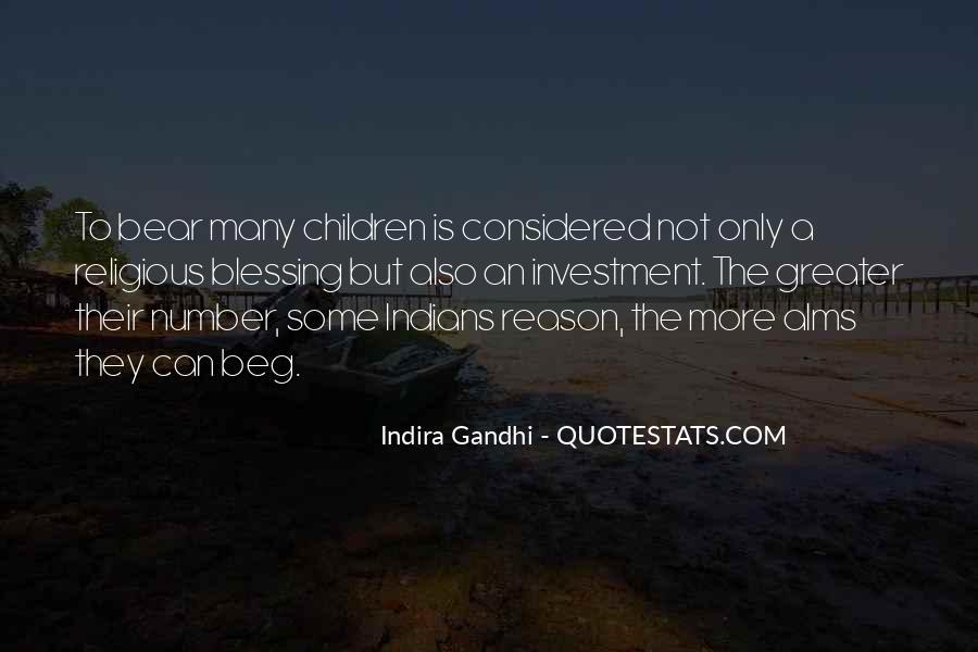 Indira Gandhi Quotes #1054129