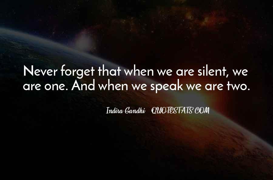 Indira Gandhi Quotes #1202621