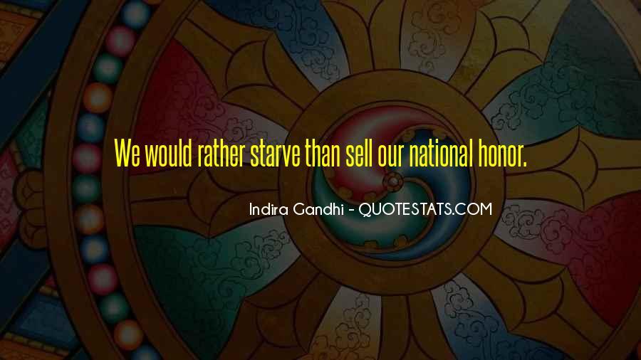 Indira Gandhi Quotes #1248750