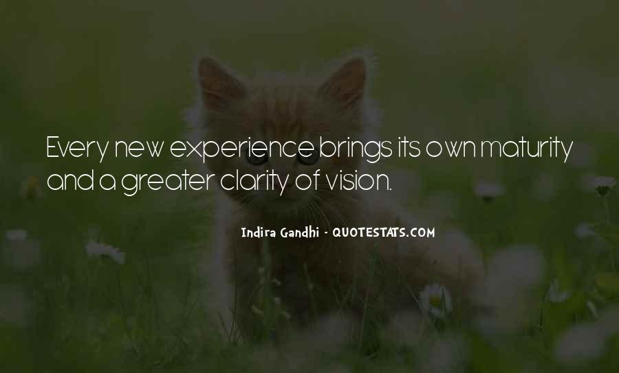 Indira Gandhi Quotes #1252379