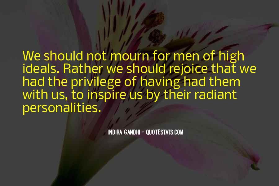 Indira Gandhi Quotes #1325396