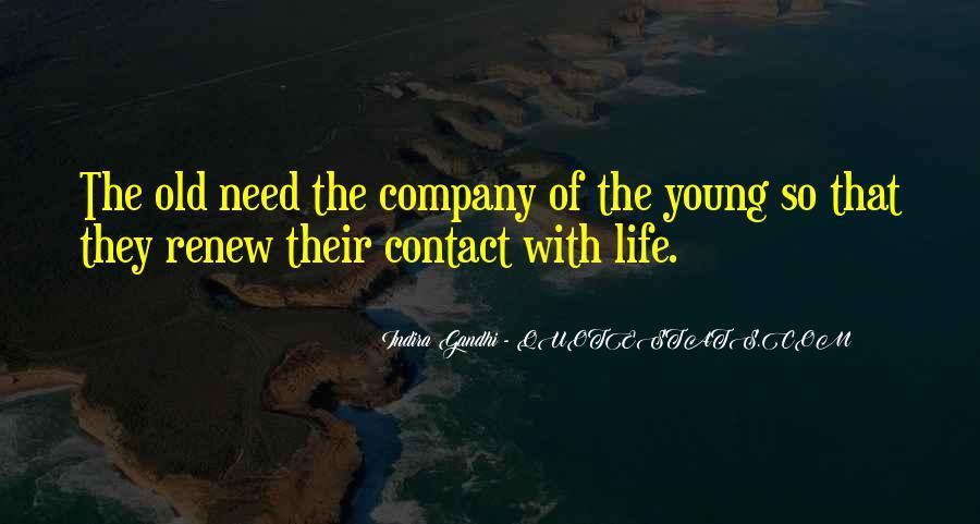 Indira Gandhi Quotes #1329012