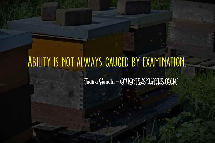 Indira Gandhi Quotes #1341588