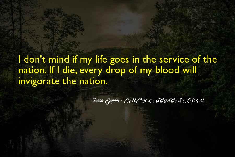 Indira Gandhi Quotes #1451650