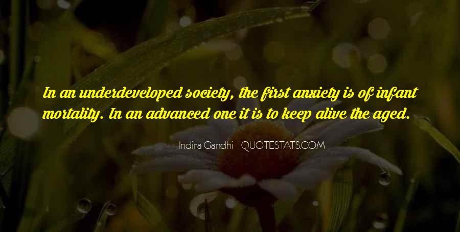 Indira Gandhi Quotes #1591662