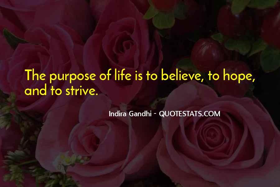 Indira Gandhi Quotes #1836956