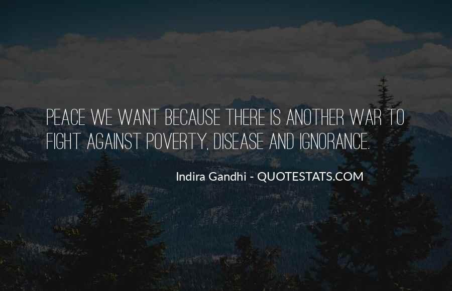Indira Gandhi Quotes #236033