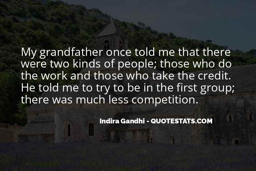 Indira Gandhi Quotes #354661
