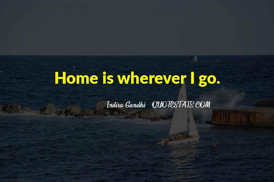 Indira Gandhi Quotes #36850