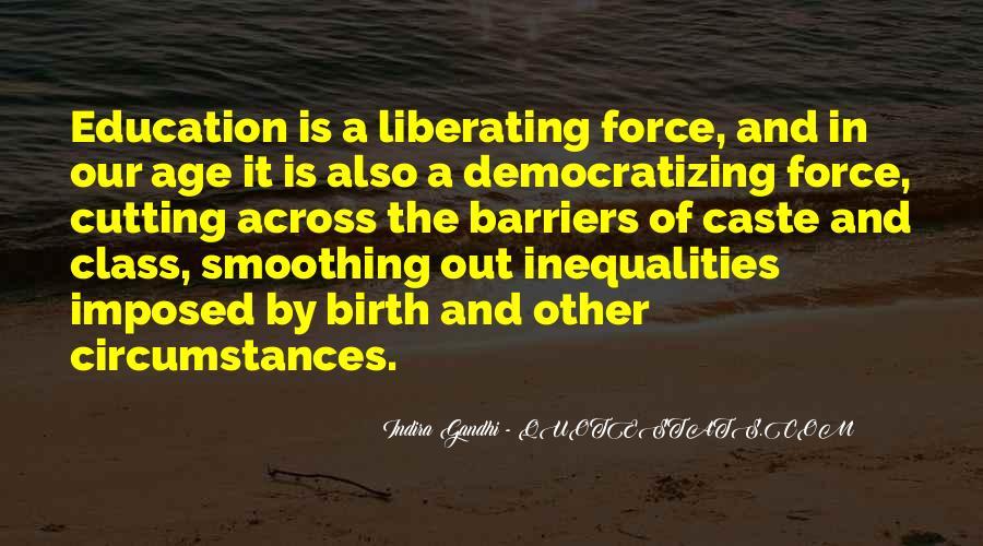 Indira Gandhi Quotes #371420