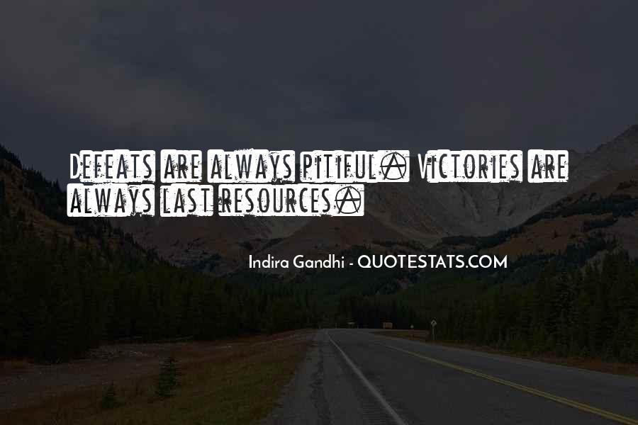 Indira Gandhi Quotes #588985