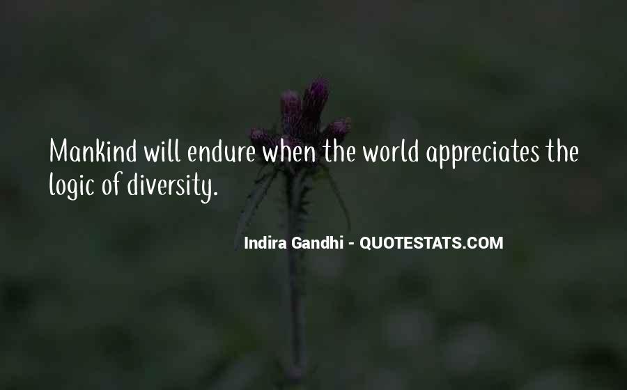 Indira Gandhi Quotes #610051