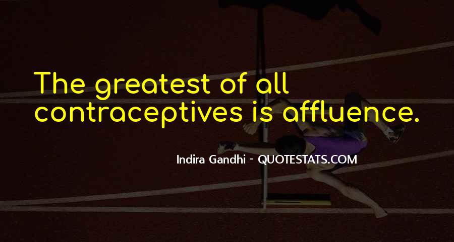 Indira Gandhi Quotes #633032