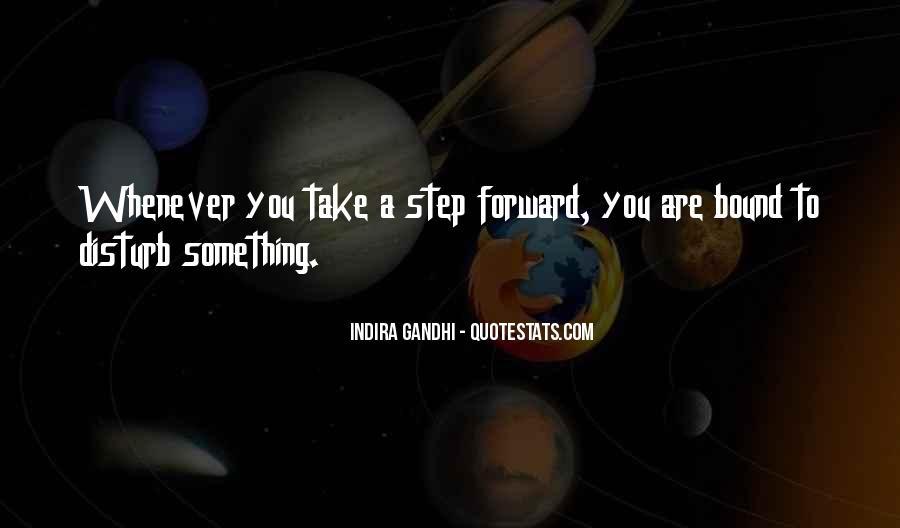 Indira Gandhi Quotes #817627