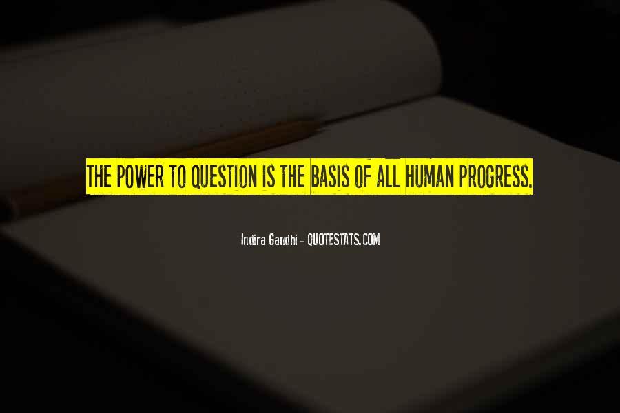 Indira Gandhi Quotes #827300