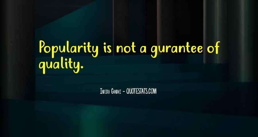 Indira Gandhi Quotes #931248