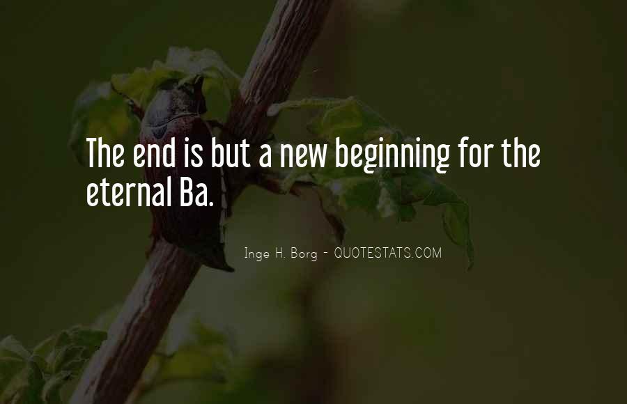 Inge H. Borg Quotes #422242