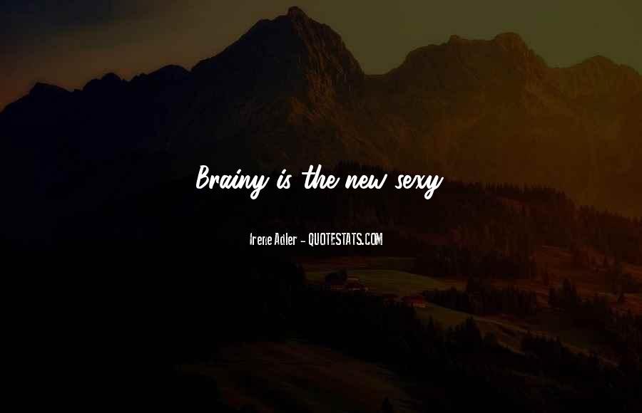 Irene Adler Quotes #996174