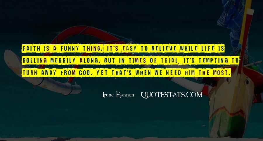 Irene Hannon Quotes #1268080
