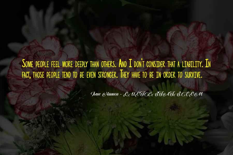 Irene Hannon Quotes #1473988