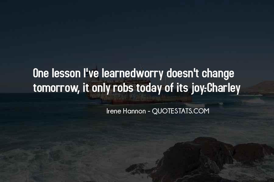 Irene Hannon Quotes #382977