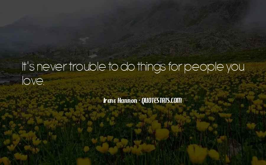 Irene Hannon Quotes #865951
