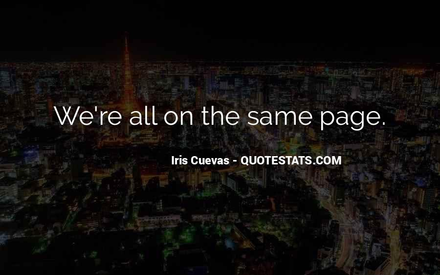Iris Cuevas Quotes #445727