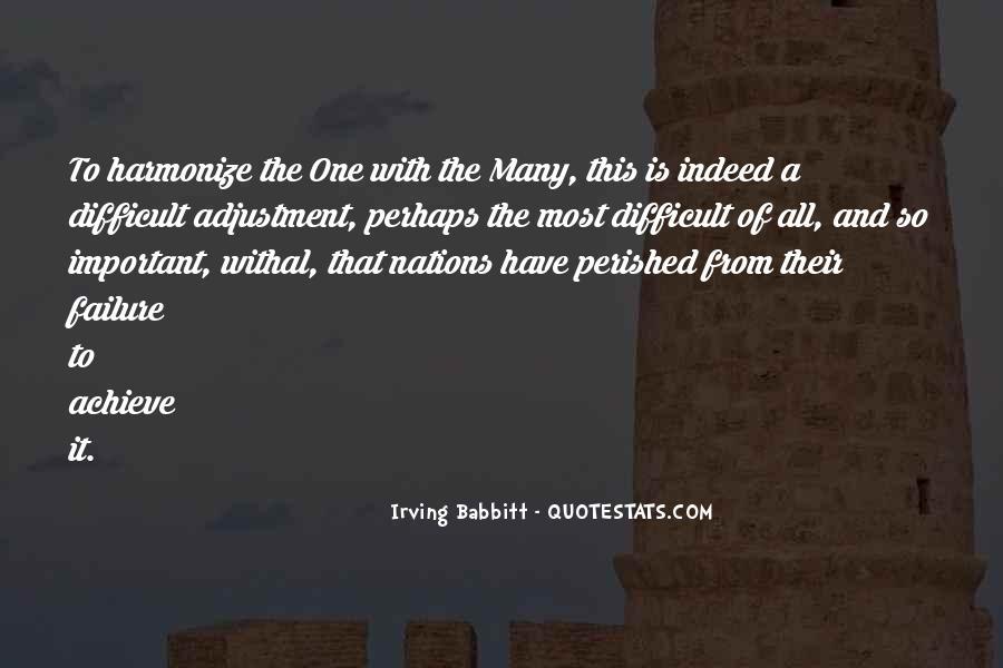 Irving Babbitt Quotes #1366117