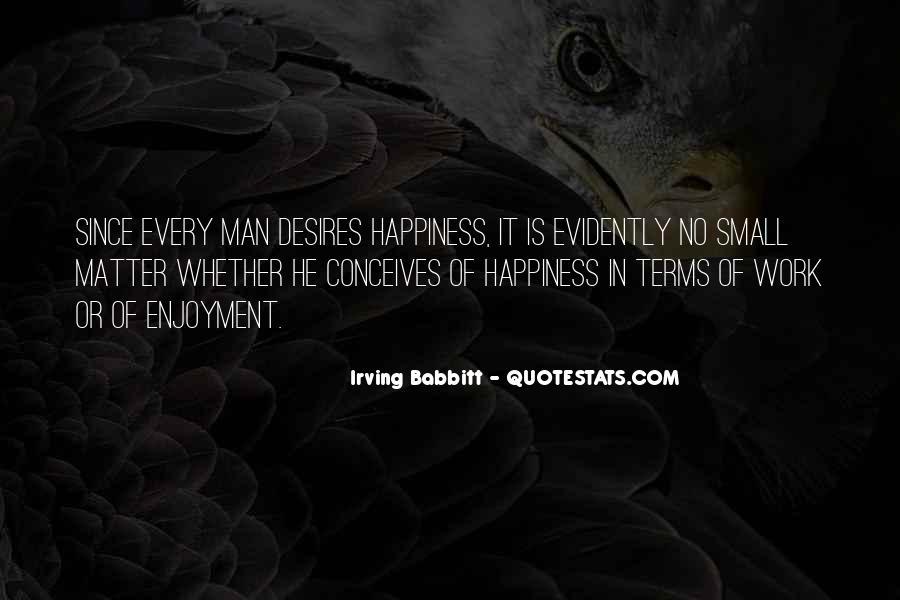 Irving Babbitt Quotes #1402009