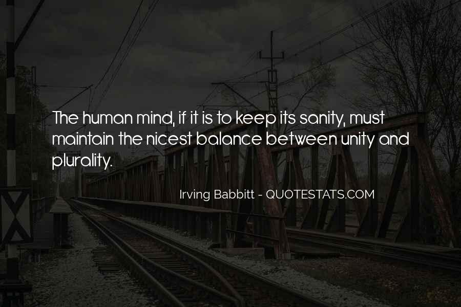 Irving Babbitt Quotes #1407385