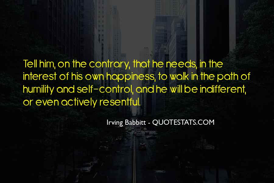Irving Babbitt Quotes #1628086